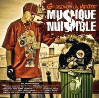 Sortie de l'album de G-Zon (La Meute) 'Musique nuisible' le 12 septembre 2011