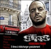 STRS feat Tonio Banderas 'Le blues du trottoir'