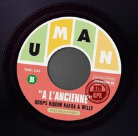 'A l'ancienne' de Uman, extrait de la Mixtape à venir 'Umanizm 3 / U.M.A.N.I.T.Y.'