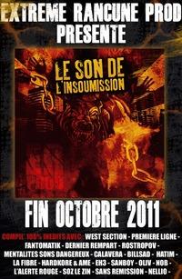 Sortie de la compilation 'Le son de l'insoumission' fin octobre 2011