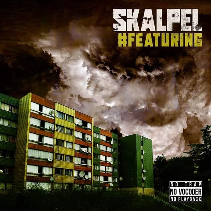 """1er extrait de l'album """"#Featuring"""" de Skalpel"""