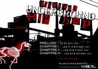 Festival Underground Hip-Hop #4 à Saint-Etienne