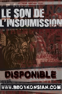 La compilation 'Le son de l'insoumission' disponible en CD