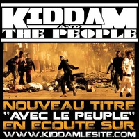 Kiddam and the People 'Avec le peuple'