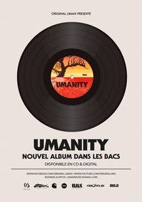 'Umanity', le nouvel album d'Original Uman bientôt disponible