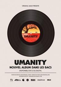 Mix promo - Original Uman 'Umanity'