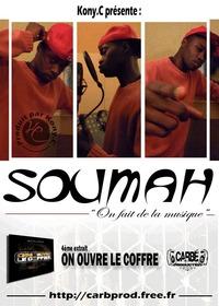 Soumah & Kony.C 'On fait de la musique'