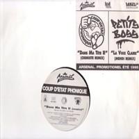 Coup d'Etat Phonique 'Dans ma tête II' (Remix)