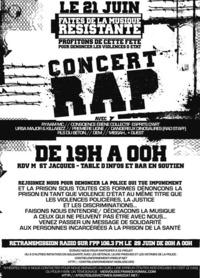 Faites de la musique résistante à Paris le 21 juin 2012
