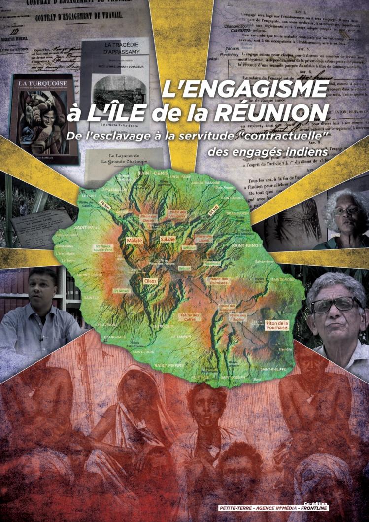 """L'engagisme à l'île de la Réunion. De l'esclavage à la servitude """"contractuelle"""" des engagés indiens"""
