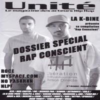 Magazine 'Unité' - Dossier spécial 'Rap conscient'