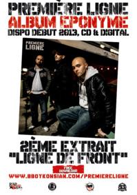 'Ligne de front', deuxième extrait de l'album éponyme de Première Ligne