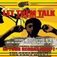 Riddim 'Let them talk' par Broken Stick records