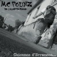 Mc Pounz (L'Alerte Rouge) 'Sur la corde raide'