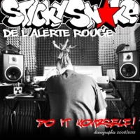 Maxi CD de Sticky Snake (L'Alerte Rouge): 'Do it yourself!'