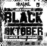 Mixtape 'Black Oktober' de Skalpel (Première Ligne)