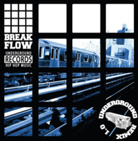 Compilation 'Underground Remix 1.0' de Breakflow disponible en CD et Digital