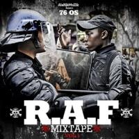 Alanikmuzik présente 76 os 'R.A.F Mixtape Vol.1'