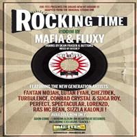 Irie Ites présente 6 nouveaux singles sur le riddim 'Rocking Time'