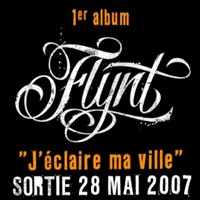 Album de Flynt 'J'éclaire ma ville' pour le 28 mai 2007