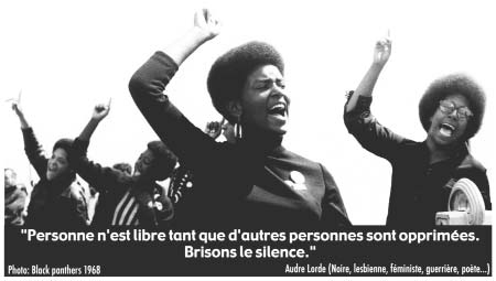 Transformer le silence en paroles et en actes par Audre Lorde