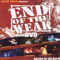 DVD 'End of the Weak' disponible le 30 avril 2007