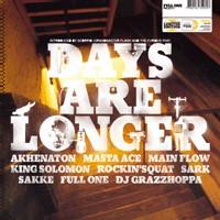 Vinyl collector 'Days are longer' réalisé par Full One