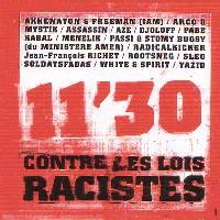 Réédition du maxi CD 11'30 contre les lois racistes