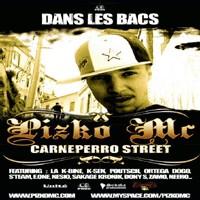'Carneperro street' de Pizko Mc dans les bacs