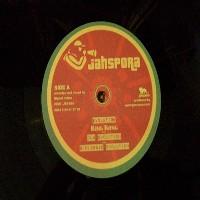 Maxi vinyl avec King Kong et Mighty produit par Jahspora Sound