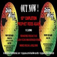 Capleton 'Prophet rides again' - 12 Inch & Remix