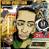 '8 titres et 1/2': EP de Demi Portion à télécharger