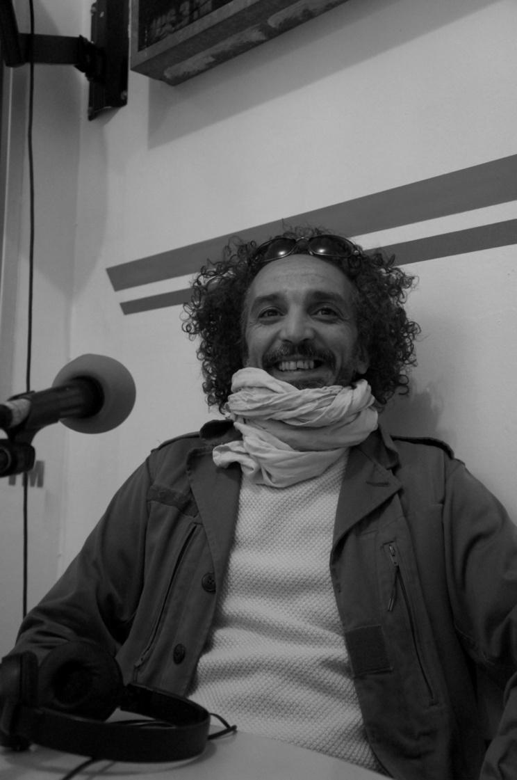 Emission 'Frontline' du 22 mai 2015, invité: Saïd Bahij
