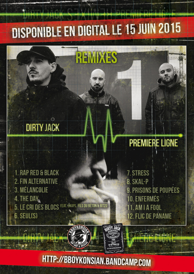 Sortie de l'album 'PL Remixes' en version digitale