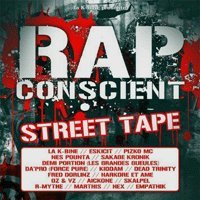 Street tape 'Rap conscient' en édition ultra limitée