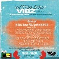 Freestyle pour Purists Only à 'Wicked Vibz Station'
