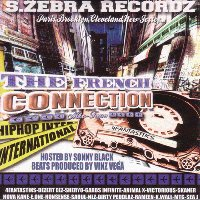 Station Zebra Recordz 'The French Connection Mixtape'