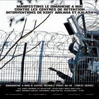 Manifestation le dimanche 04 mai 2008 contre les centres de rétention