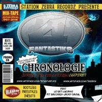 Mixtape 'Chronologie Chapitre 1' des 4Fantastiks à download