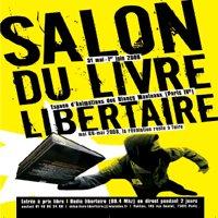 Salon du livre libertaire - 31 mai et 1er juin 2008