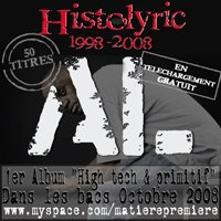 AL 'Histolyric: 1998-2008', 50 titres à download
