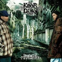 Album 'Beatume paysagiste' de Dj Keor & Drag.One