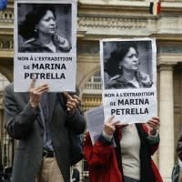 Réaction aux déclarations de N.Sarkozy à propos de Marina Petrella