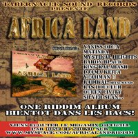 Tabernacle Sound Records présente le One Riddim album: 'Africa Land'