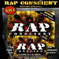 La compilation 'Rap conscient' disponible en kiosque