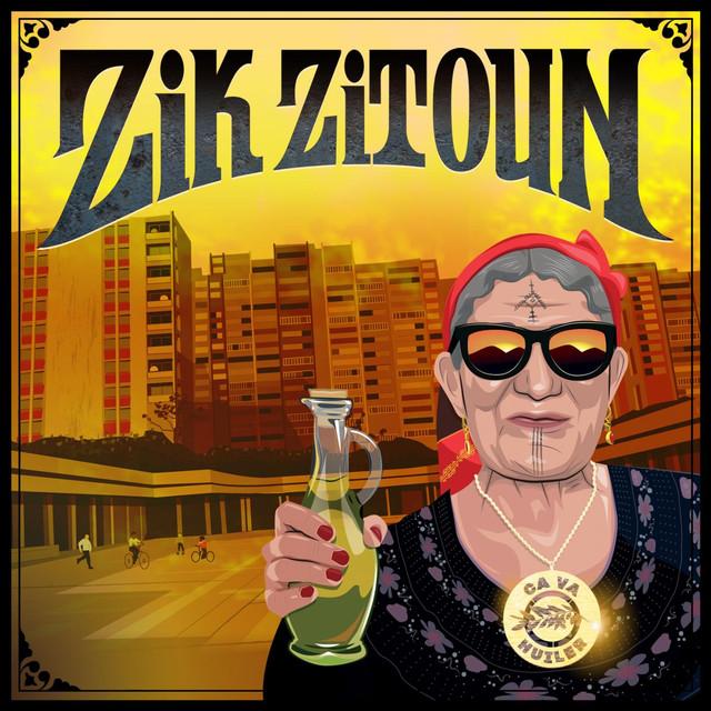 """Premier album de Zik Zitoun """"Ça va huiler"""""""