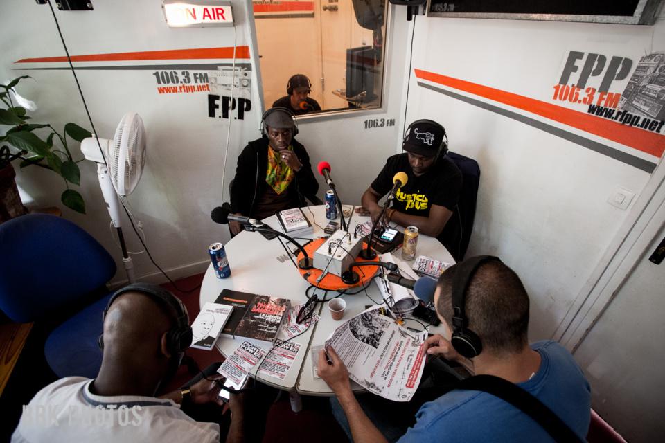 """Emission """"Frontline"""" du 09 juin 2017, invité : Sitou Koudadjé"""
