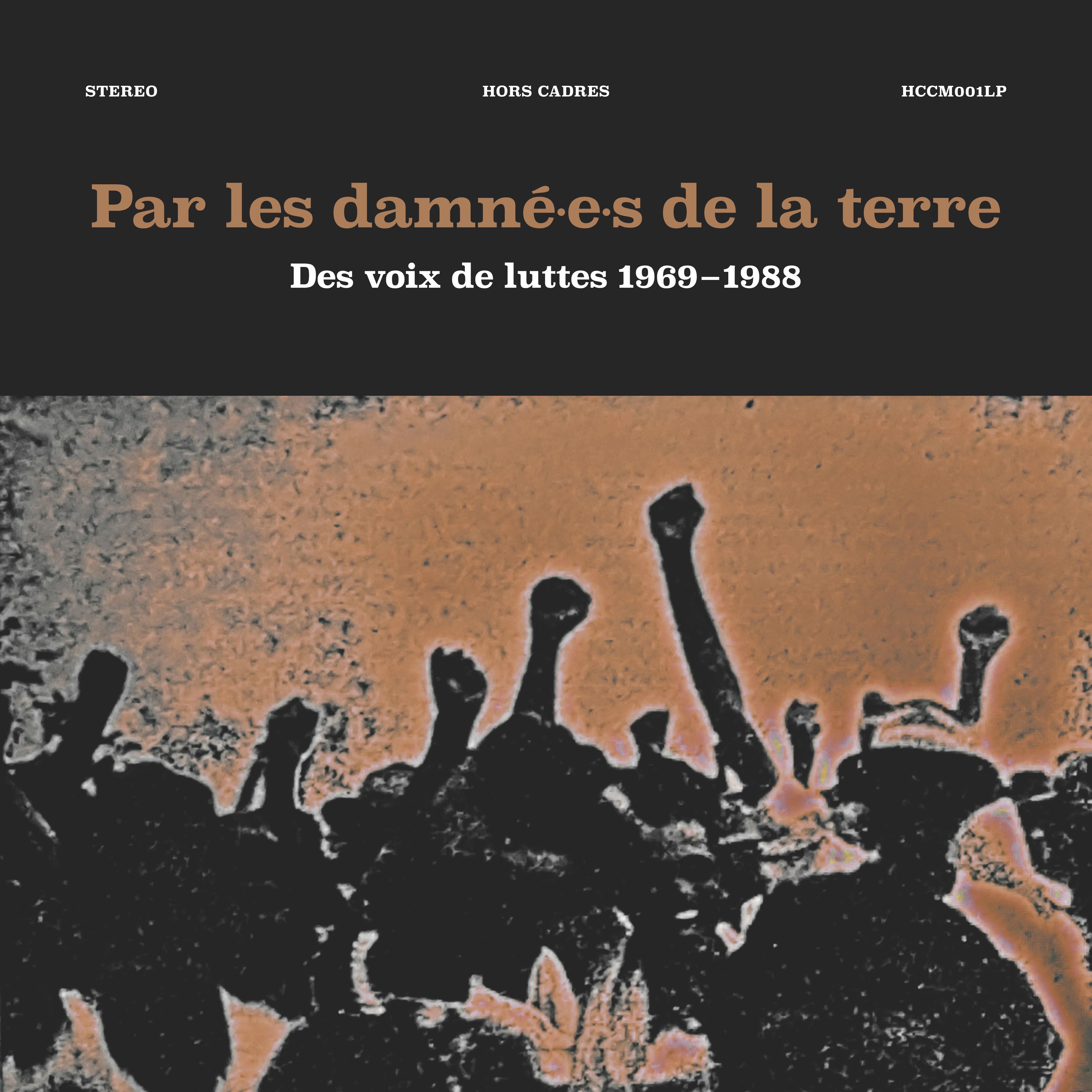 """Emission """"Frontline"""" du 26 octobre 2018 autour du projet """"Par les damné.e.s de la terre - Des voix de luttes 1969-1988"""""""