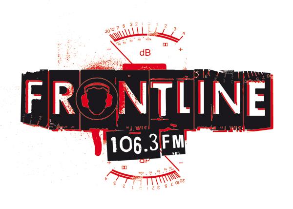 "Emission ""Frontline"" du 23 novembre 2018 avec Billie Brelok"