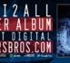 """L'album """"Islanders"""" de Spiri2all disponible en CD et Digital"""